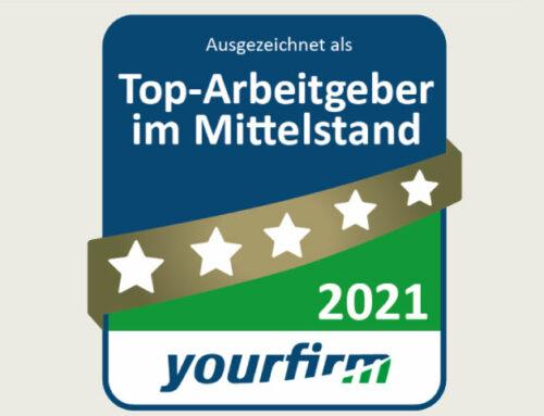 """Auszeichnung für Kellner: """"Top-Arbeitgeber im Mittelstand 2021"""""""