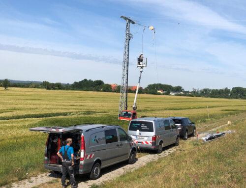 SkyWrap®-Pilotprojekt in Deutschland