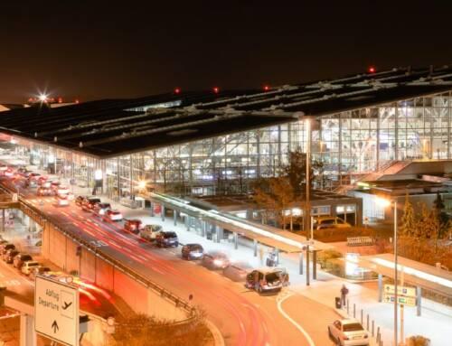 Digitaler BOS-Tetra-Funk am Flughafen Stuttgart