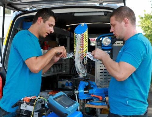 24-Stunden-Service im Bereich LWL-Montage